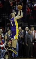 Steve Blake Game-Winner in Super-Sl