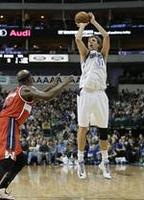 Nowitzki Passes West on All-Time Sc