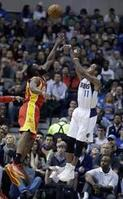 Monta Ellis Drives Mavericks' Comeb