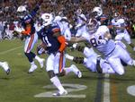 Auburn Knocks Off Alabama in Wild I