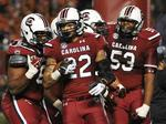 South Carolina Beats No. 6 Clemson