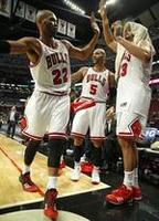 Boozer Leads Bulls to Big Win Over