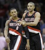 Damian Lillard's Two Game-Winners i