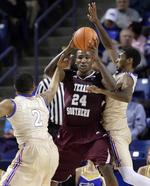 Texas Southern Takes Down Temple