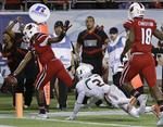 Bridgewater, Louisville Top Miami