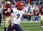 Arizona Cruises Past Boston College