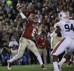 Winston Touchdown Pass Lifts FSU to