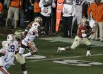 Whitfield Kick Return Gives FSU Lat