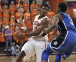 Clemson Upsets No. 16 Duke
