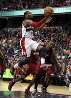 Wizards Top Heat in Washington