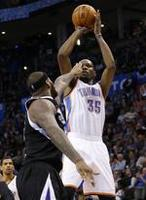 Durant Almost-Triple-Double Lifts T