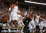 Texas Drains Buzzer-Beater to Upset