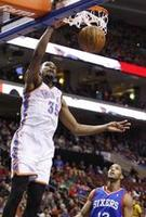 Durant Extends Streak With Triple-D
