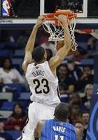 Anthony Davis' 30 Sinks Cavaliers