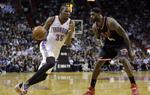 Durant Hits 30 Again, Out-Duels LeB