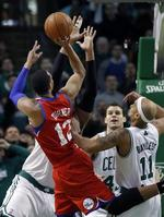 Evan Turner Game-Winner Lifts 76ers