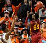Iowa State Tops Oklahoma State in 3