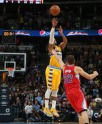 Foye Buzzer-Beater Beats Clippers