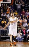 Dragic Pushes Suns Past Warriors