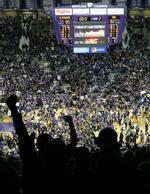 Kansas State Edges No. 7 Kansas 85-