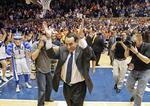 No. 5 Duke Takes Down No. 1 Syracus