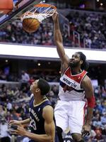 Nene Throws Down Game-Winner