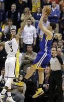 Klay Thompson Hits Game-Winner for