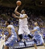 Duke Tops UNC, Eyes No. 1 Seed