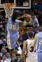 Faried, Nuggets Knock Over Heat