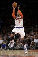 Anthony Scores 34, Knicks Beat Pace