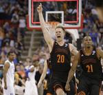 14 Mercer Knocks Out 3 Duke