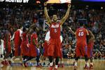 Dayton Topples Syracuse to Reach Sw