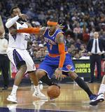 Carmelo Drops 36 on Sacramento