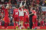 Liverpool Steamrolls Tottenham to T
