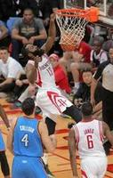 Harden Lifts Houston Over Thunder