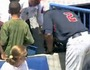 Denard Span Hit Mom with Foul Ball