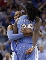 Faried Hits Winner Against Warriors