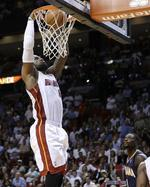 Heat Top Pacers, Take Lead in East