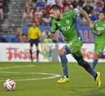 Dempsey Double Lifts Sounders to Vi