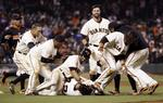 Giants Walk Off in 12th