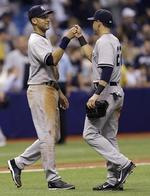 Yankees Turn Triple Play
