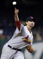 Wainwright Throws Seventh Shutout