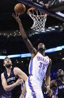 Durant, Thunder Take Game 1 From Gr