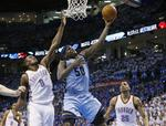 Grizzlies Top Thunder in OT
