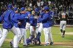 Granderson Single Wins It for Mets