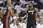 James, Heat Roll Past Charlotte