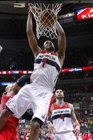 Ariza Lifts Wizards to 3-1 Lead