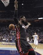 Heat Sweep Bobcats in First Round