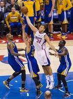 Clippers Edge Warriors, Take Series