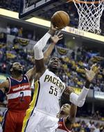Hibbert Shines After Game 1 Slump